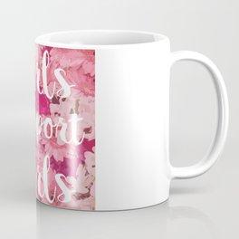 Girls Support Girls Coffee Mug
