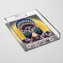 Maya Acrylic Tray