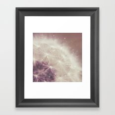 Fairydust Framed Art Print