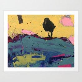 Follow 8 Art Print