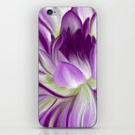 Maureen's Dahlia iPhone Skin