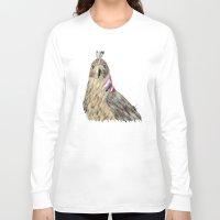 hawk Long Sleeve T-shirts featuring the hawk by bri.buckley