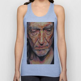 Willie Unisex Tank Top