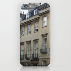 Row of Houses in Bath Slim Case iPhone 6s