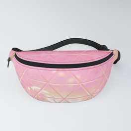 Triangle Glass Tiles 31 Fanny Pack