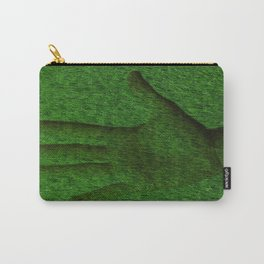 Hand grass Carry-All Pouch
