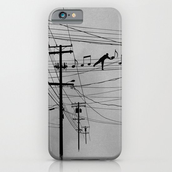 High Notes iPhone & iPod Case