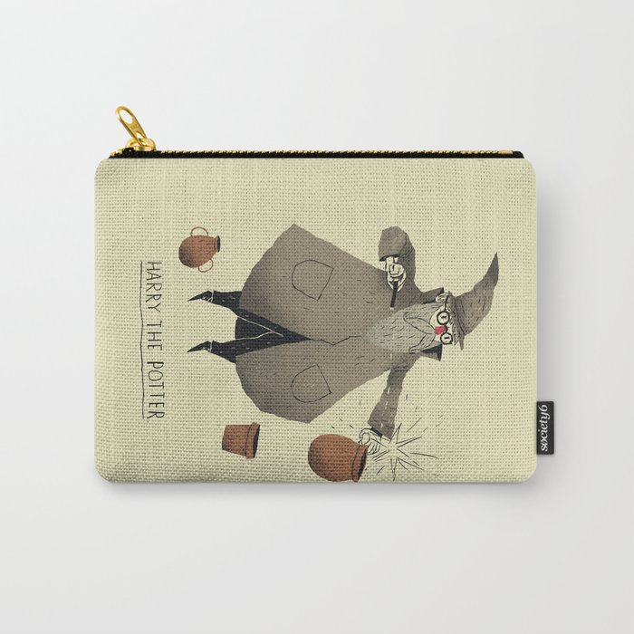 the potter. Carry-All Pouch