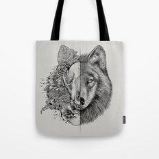 New Wolf (Half Life) Tote Bag