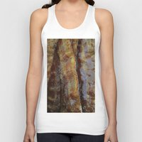 bacon Tank Tops featuring Bacon by John Grey
