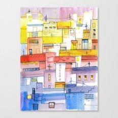 O Town Canvas Print