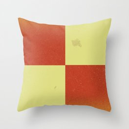 Nautical Flag Throw Pillow