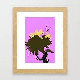 Fûu Framed Art Print