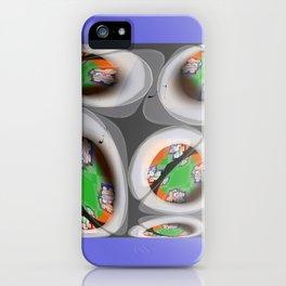 Dimanche Matin iPhone Case