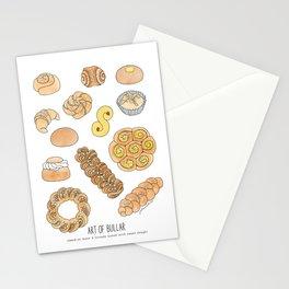 Art of Bullar Stationery Cards