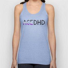 Ace & ADHD Unisex Tank Top