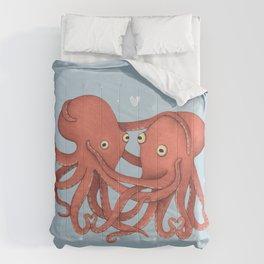 You Octopi My Heart Comforters