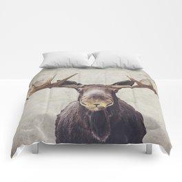 Moose Comforters