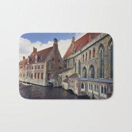 Sint-Jans hospital in Bruges Bath Mat