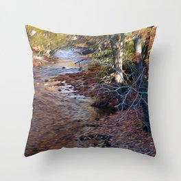 Mill River Throw Pillow