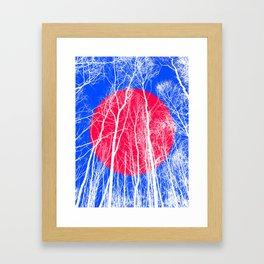 My Banzaï Framed Art Print