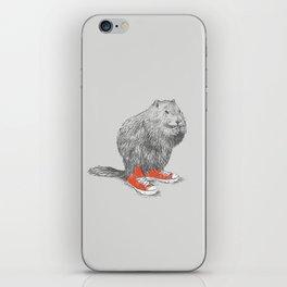 Woodchucks iPhone Skin