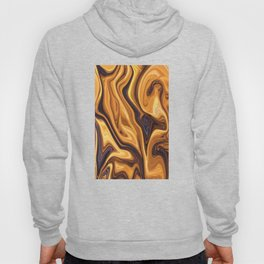 Gold in fusion Hoody