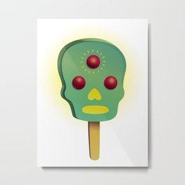 3rd ice cream Metal Print