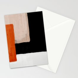 abstract minimal 14 Stationery Cards
