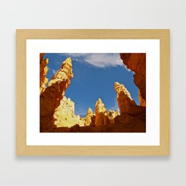 The Navajo Trail 2 Framed Art Print