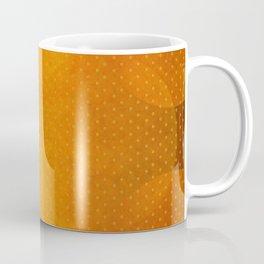 """""""Sabana Sunset Light Polka Dots"""" Coffee Mug"""