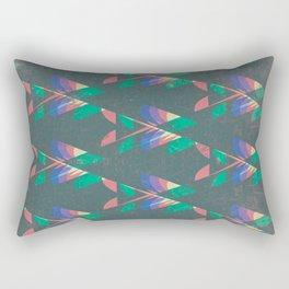 Jungle Dance Floor Rectangular Pillow