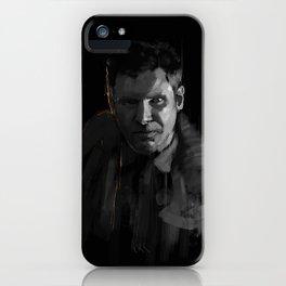 Rick Deckard iPhone Case