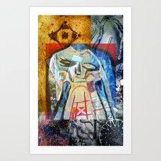 Smorgasbord Art Print