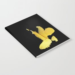 Gold Fool Notebook