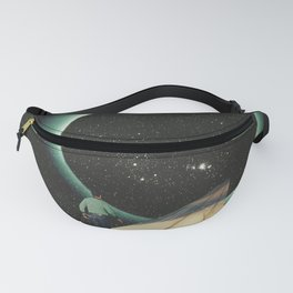 Escaping into the Void Fanny Pack