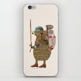 nature bear iPhone Skin