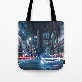City Trails Tote Bag