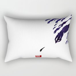 Mass Effect 3 (w/quote) Rectangular Pillow