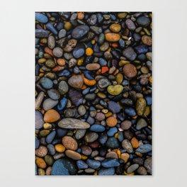 Colorful Display Canvas Print