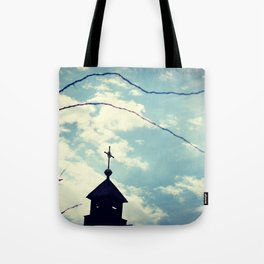 To the Chapel  - JUSTART © Tote Bag
