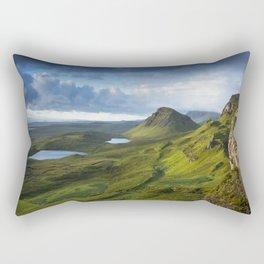 The Trotternish Ridge Rectangular Pillow