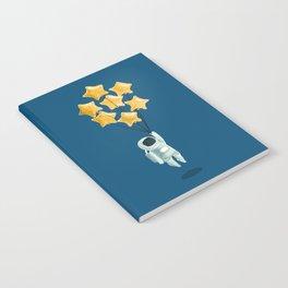 Astronaut's dream Notebook