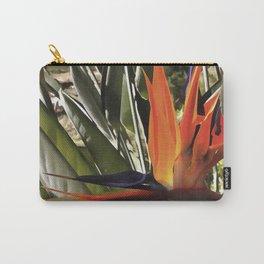 Bird of Paradise Strelitzia Carry-All Pouch