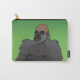 Art Nouveau Gorilla Carry-All Pouch