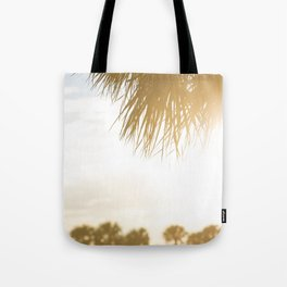 Miami Sunsets Tote Bag