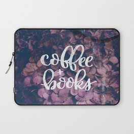 Coffee + Books Laptop Sleeve