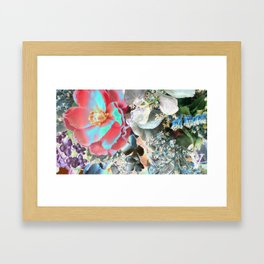 eyjetyjyj Framed Art Print