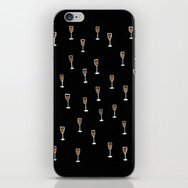 More Champagne Please iPhone Skin