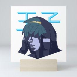 Marth Vaporwave Smash Design Mini Art Print